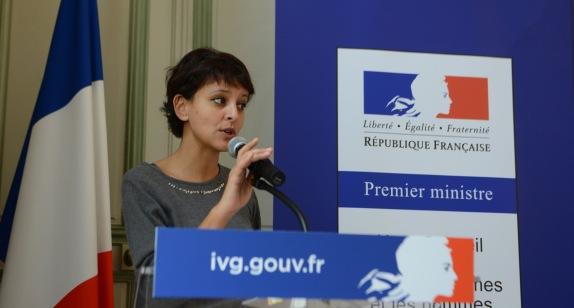Najat Vallaud-Belkacem IVG