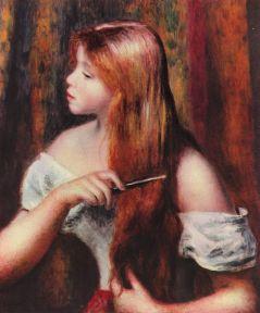 Renoir coiffure