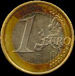 Euro face argent