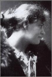 Lou Andreas-Salomé vers 1900