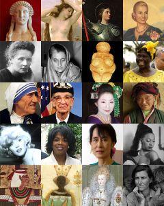 Femmes diverses
